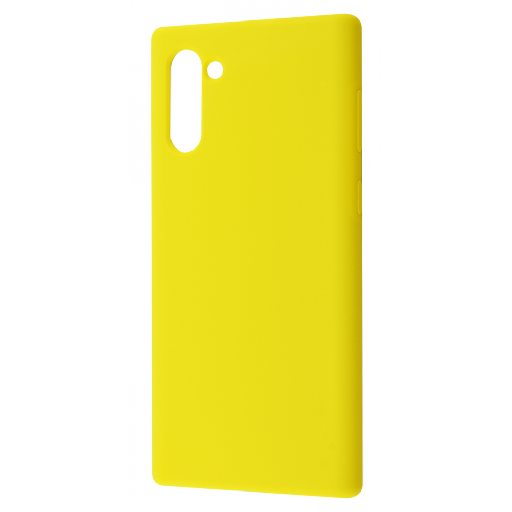 WAVE Full Silicone Cover Samsung Galaxy Note 10 (N970) - фото 5