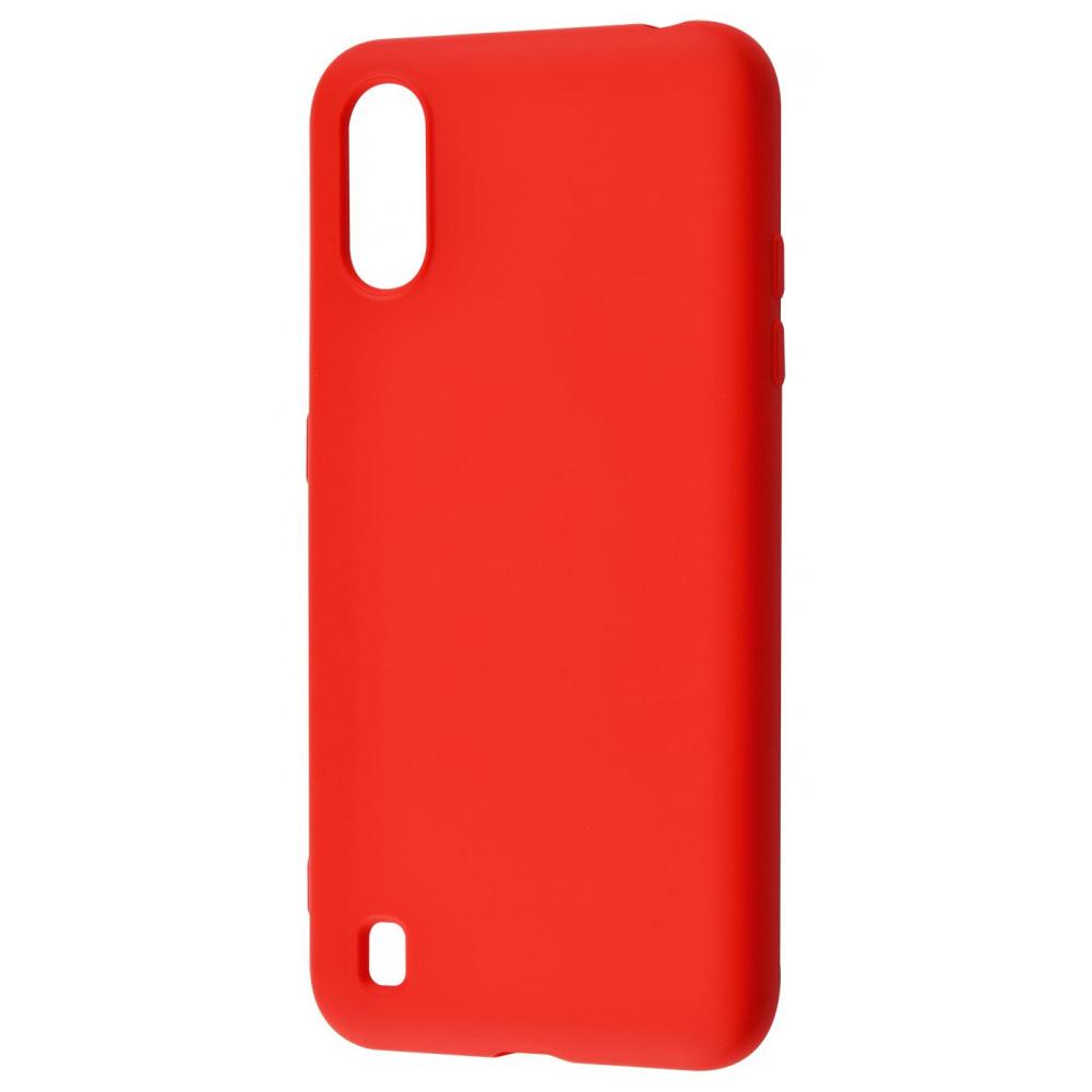 WAVE Colorful Case (TPU) Samsung Galaxy A01 (A015F) - фото 11