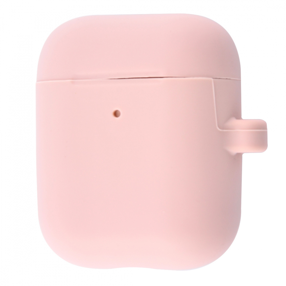 Silicone Case Slim with Carbine for AirPods 2 - фото 23