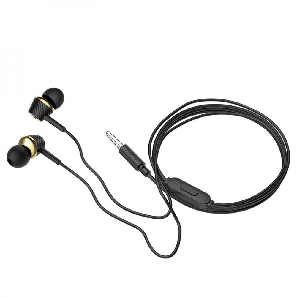 Наушники Hoco M70 Graceful Universal With Microphone - фото 3