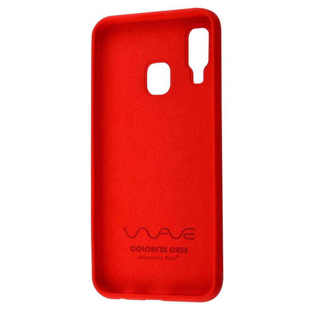 WAVE Colorful Case (TPU) Samsung Galaxy A40 (A405F) - фото 1