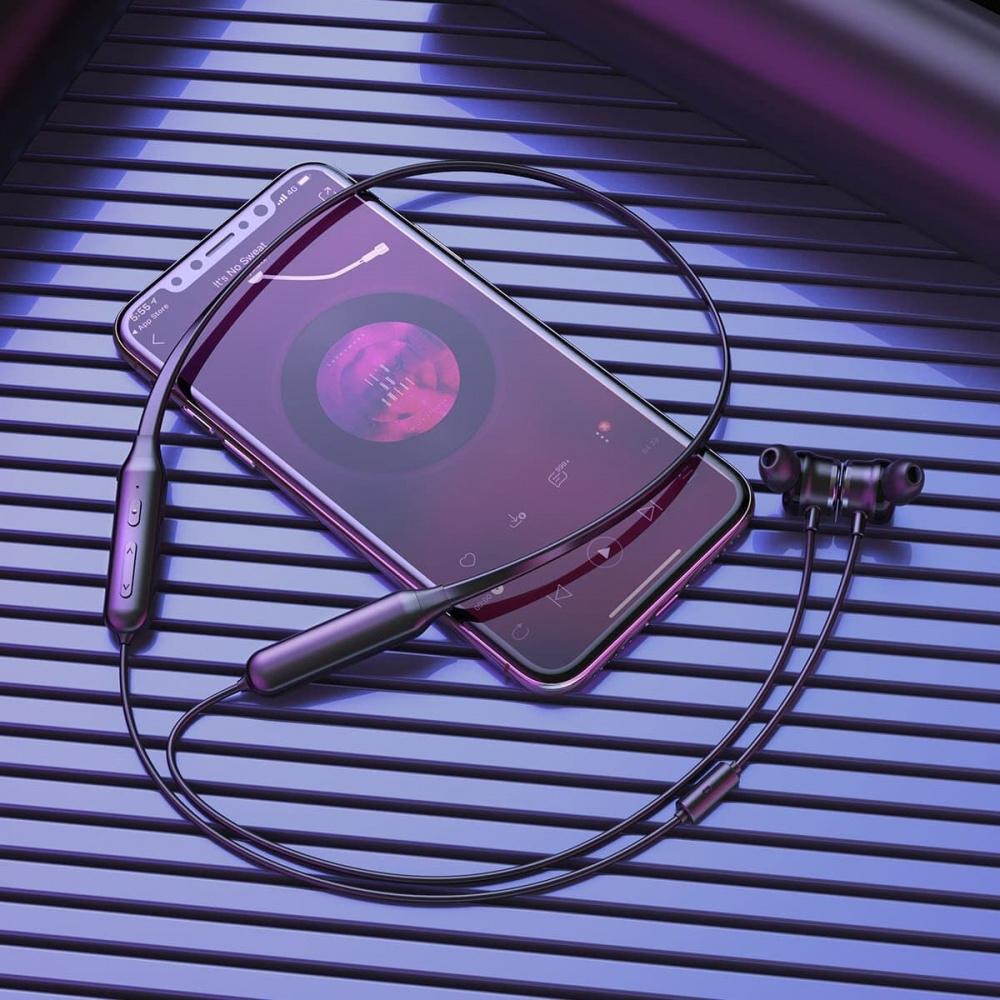 Наушники Baseus SIMU Active Noise Reduction S15 Bluetooth - фото 6