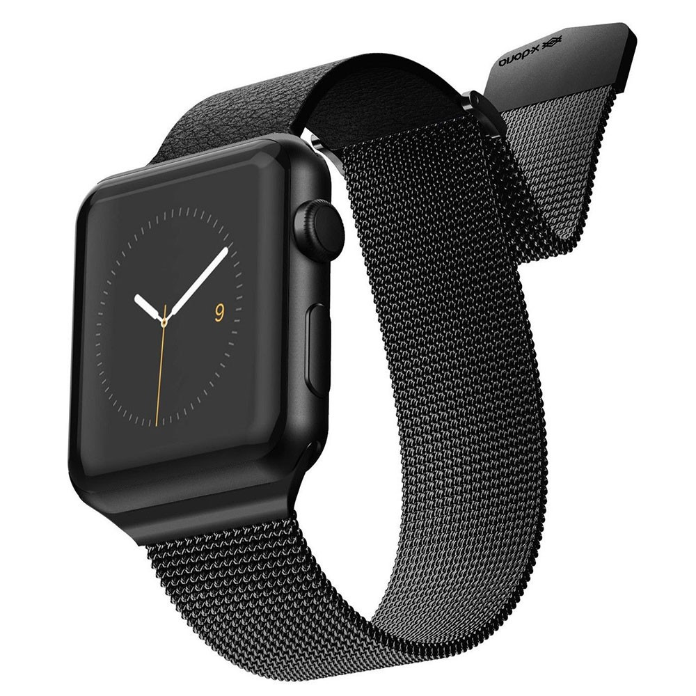 Ремешок Apple Watch X-Doria Hybrid Mesh Band 38 mm/40 mm - фото 2