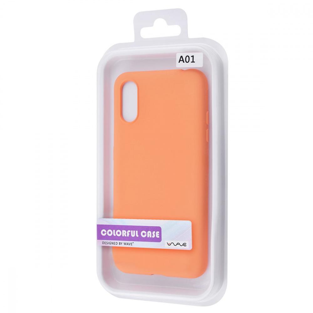 WAVE Colorful Case (TPU) Samsung Galaxy A01 (A015F) - фото 1