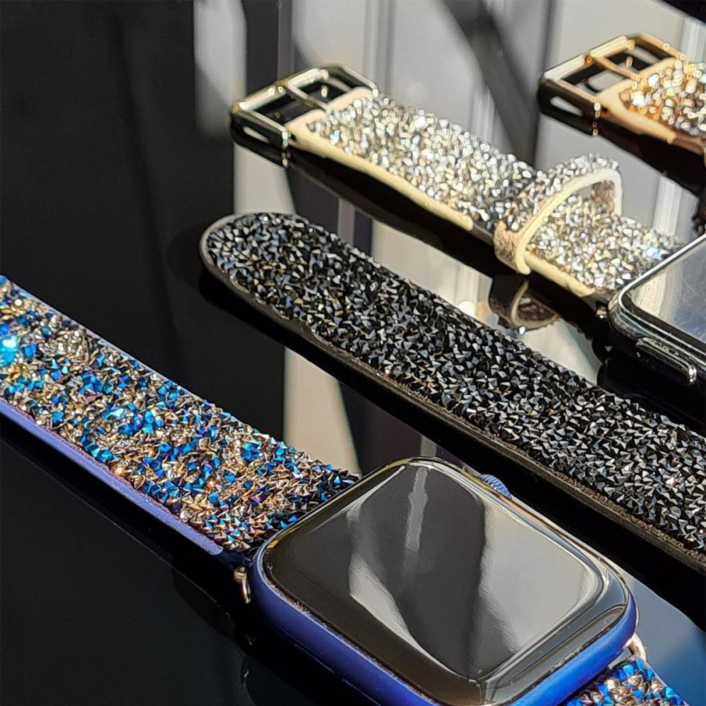 Ремешок Apple Watch Bling World Grainy Diamonds 38 mm/40 mm - фото 3
