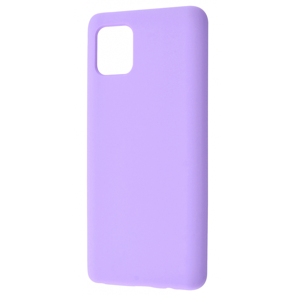 WAVE Full Silicone Cover Samsung Galaxy Note 10 Lite (N770F) - фото 11