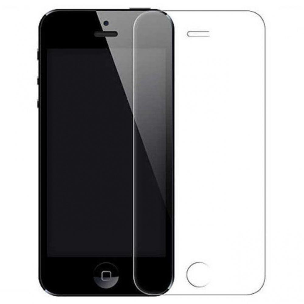 Защитное стекло 0.26 mm iPhone 4/4s без упаковки - фото 1