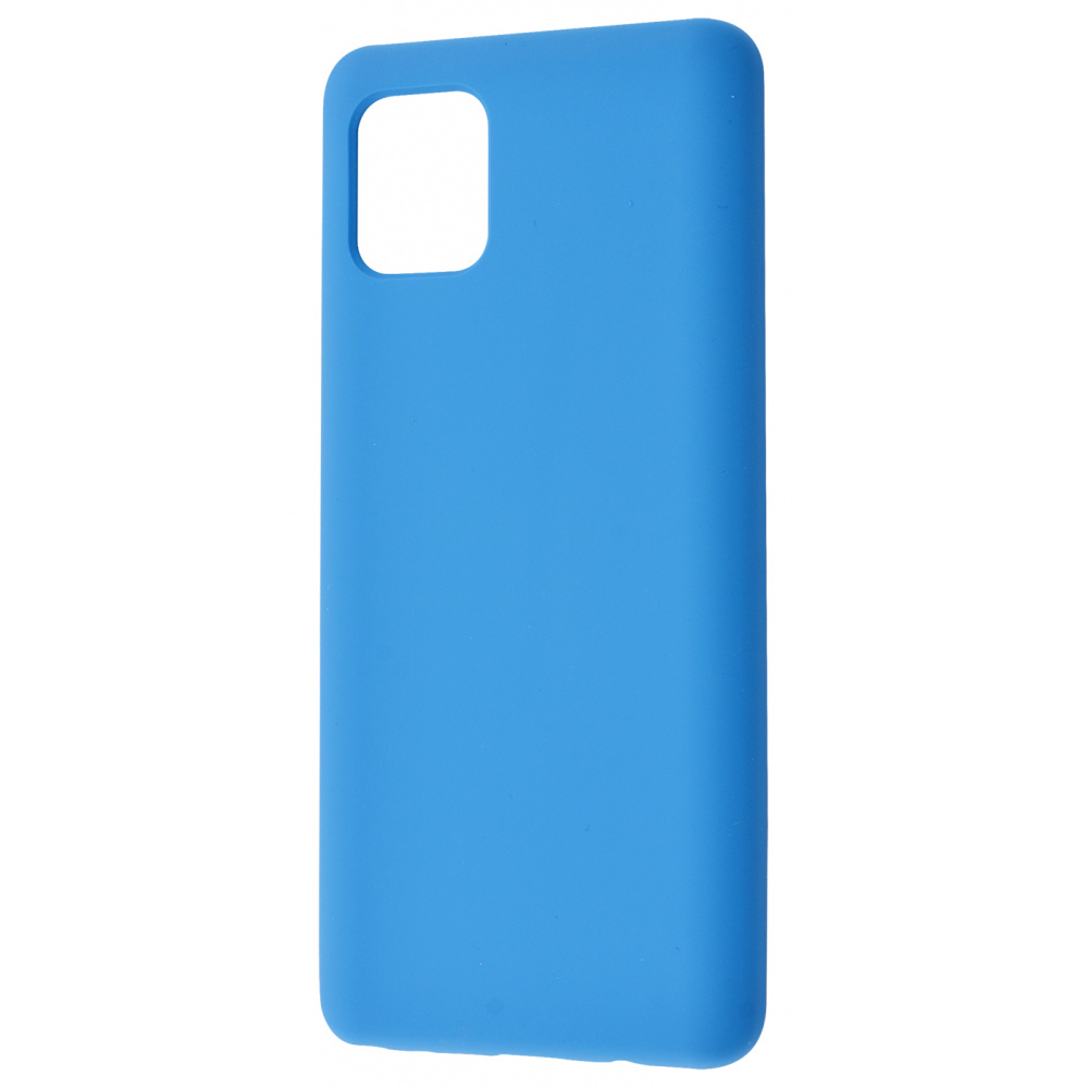 WAVE Full Silicone Cover Samsung Galaxy Note 10 Lite (N770F) - фото 10