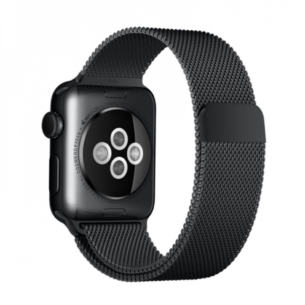 Ремешок Apple Watch Milanese Loop 42 mm/44 mm - фото 3