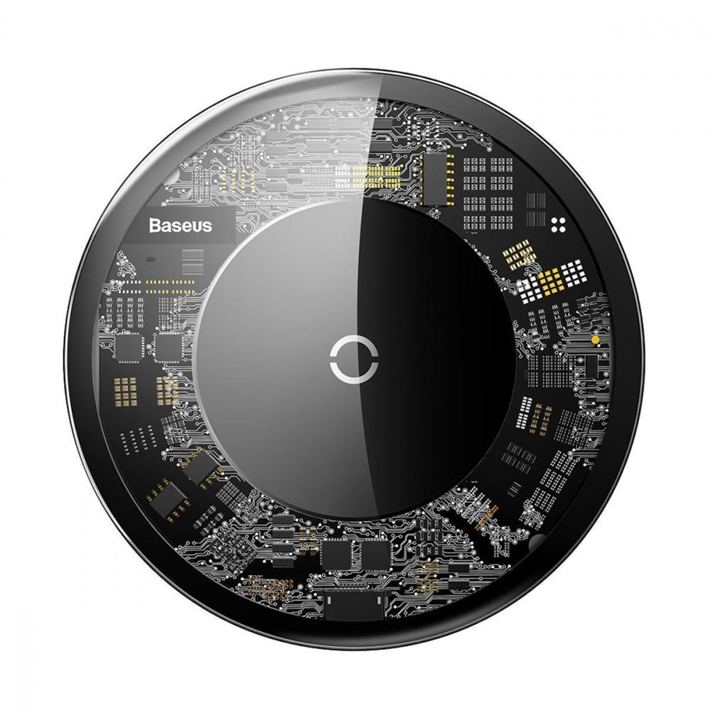 Беспроводное ЗУ Baseus Simple - фото 10