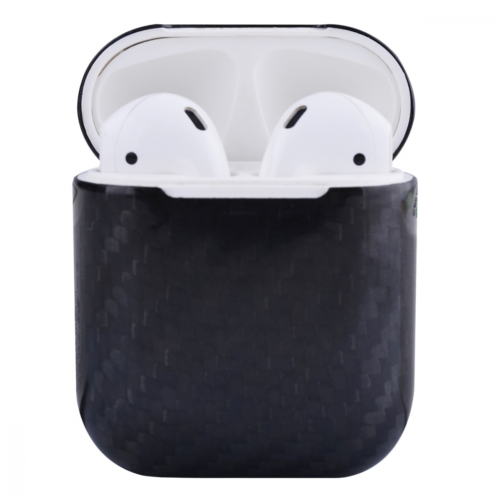 Carbon Case for AirPods 1/2 - фото 3