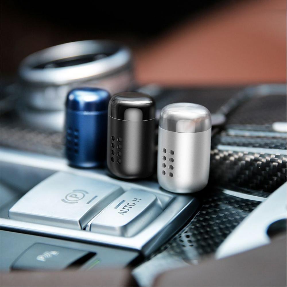 Ароматизатор Baseus Little Fatty In-Vehicle Fragrance (Cologne*5) - фото 3