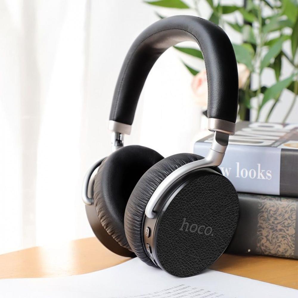 Наушники Hoco S3 Nature Sound Active Noise Control Bluetooth - фото 6
