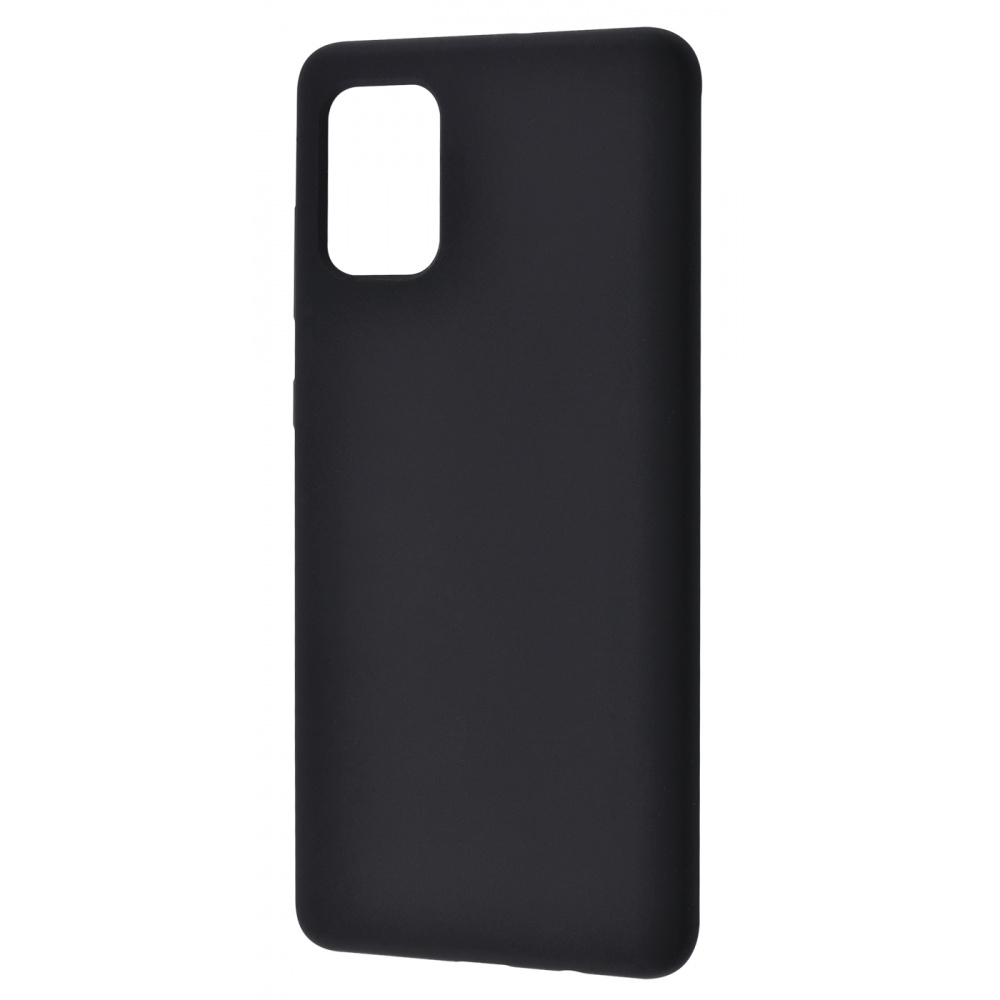 WAVE Full Silicone Cover Samsung Galaxy A71 (A715) - фото 11
