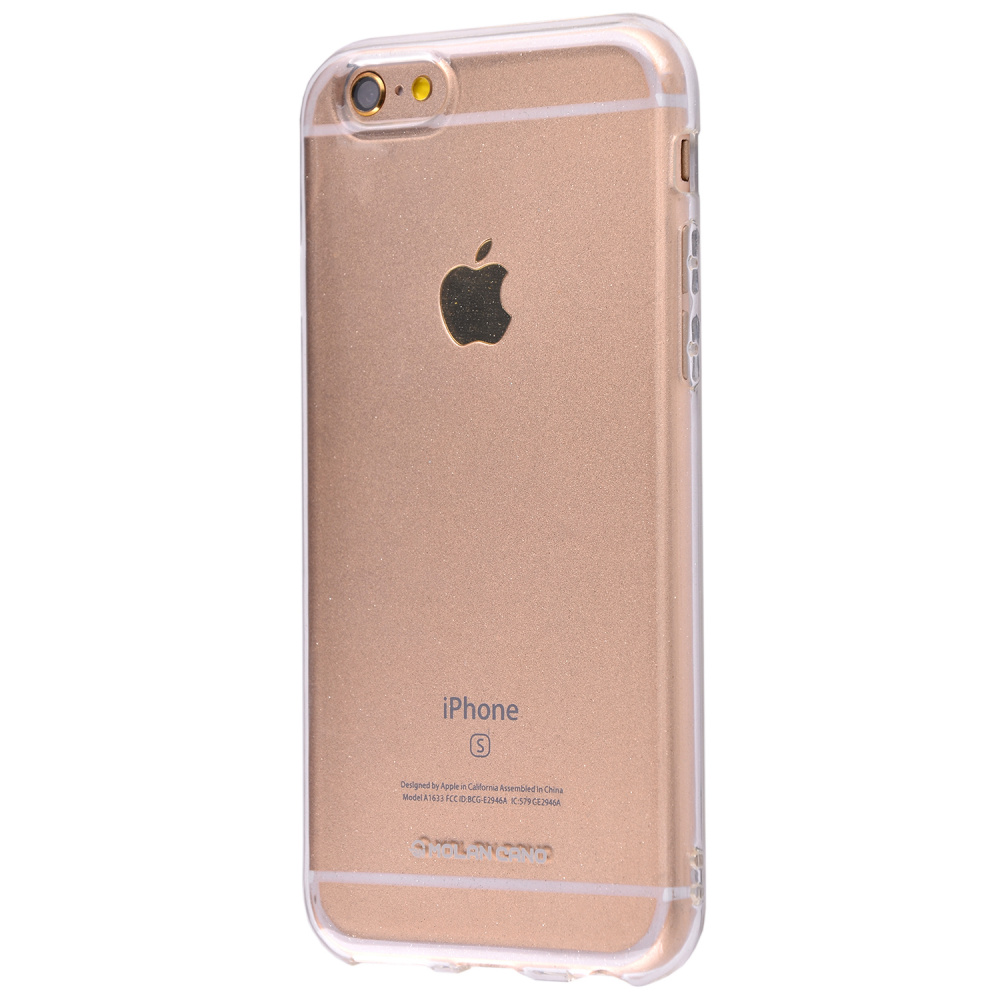 Molan Cano Glossy Jelly Case iPhone 6/6s