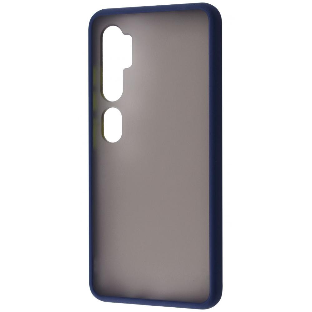 Matte Color Case (TPU) Xiaomi Mi Note 10 - фото 1