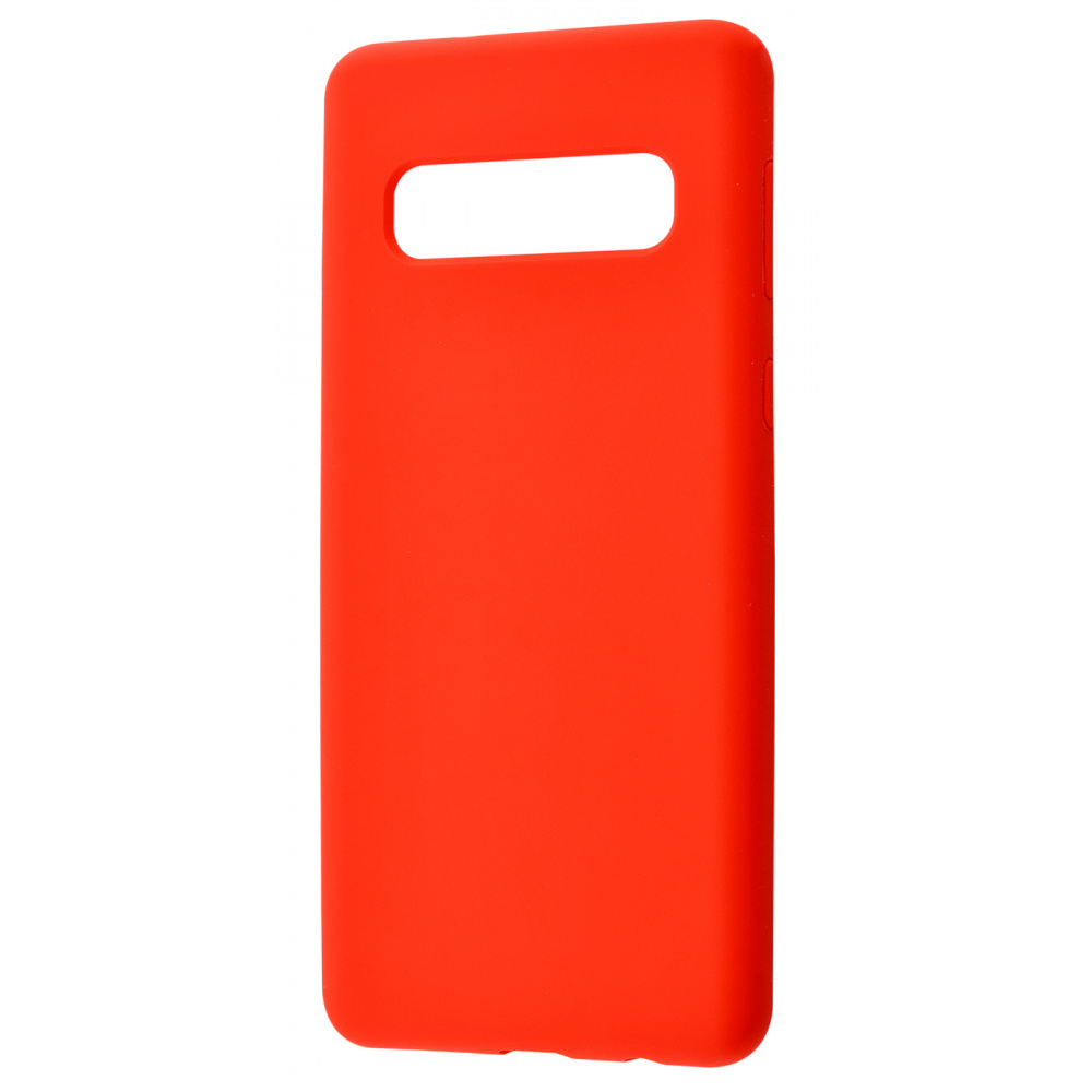 WAVE Full Silicone Cover Samsung Galaxy S10 (G973) - фото 9