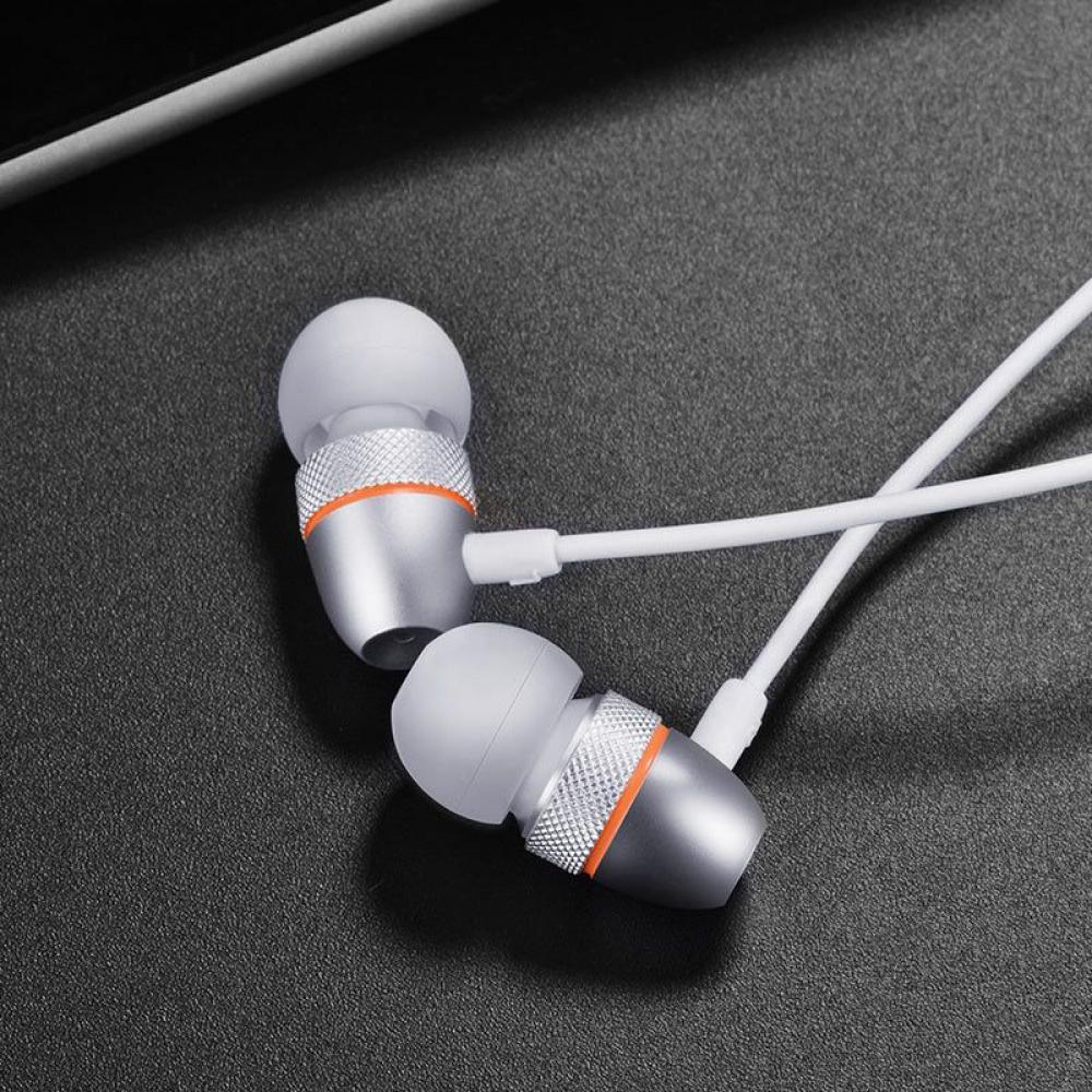 Наушники Hoco M59 Magnificent Universal With Microphone - фото 3