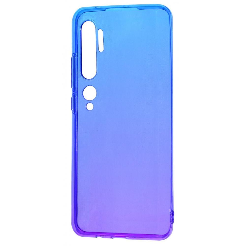 Силикон 0.5 mm Gradient Design Xiaomi Mi Note 10 - фото 10