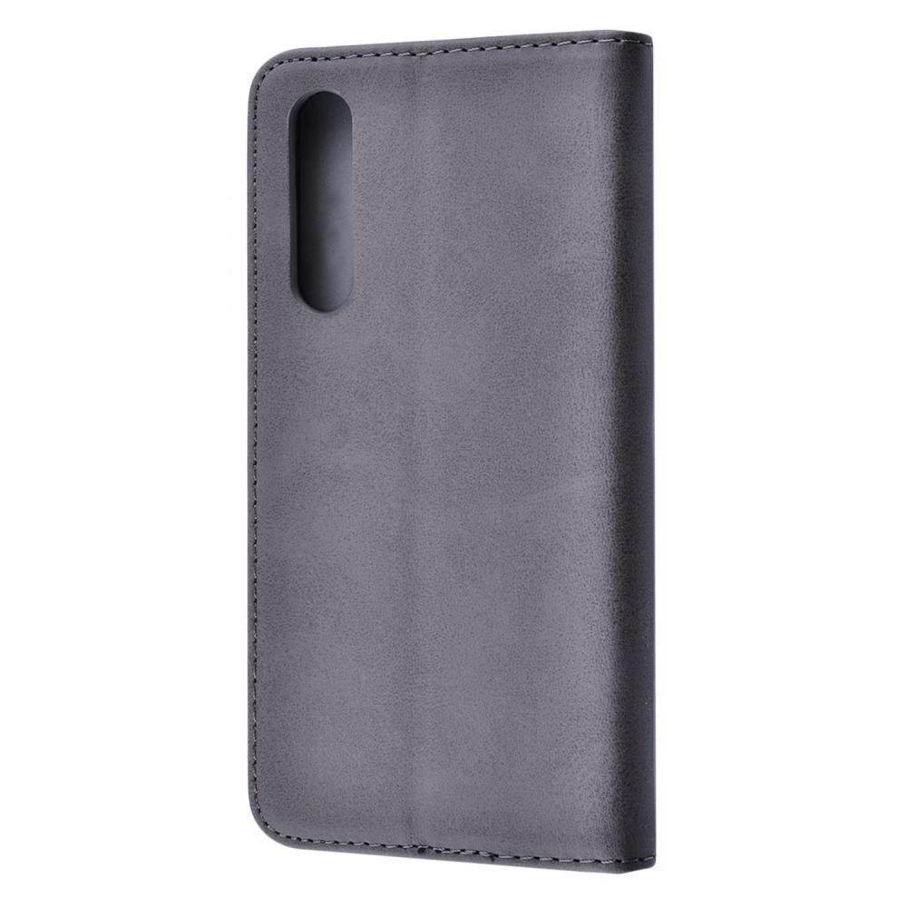 Книжка Black TPU Magnet Xiaomi Mi9 SE - фото 3