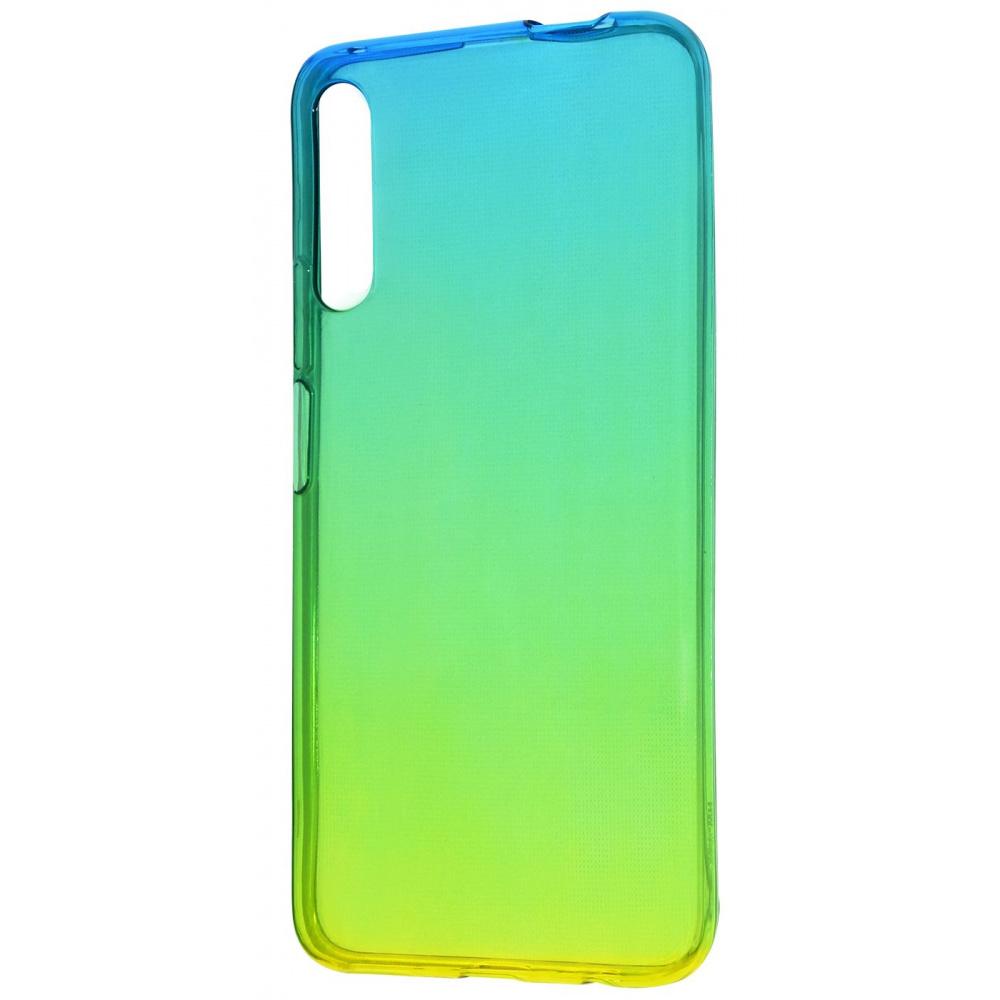 Силикон 0.5 mm Gradient Design Huawei P Smart Pro