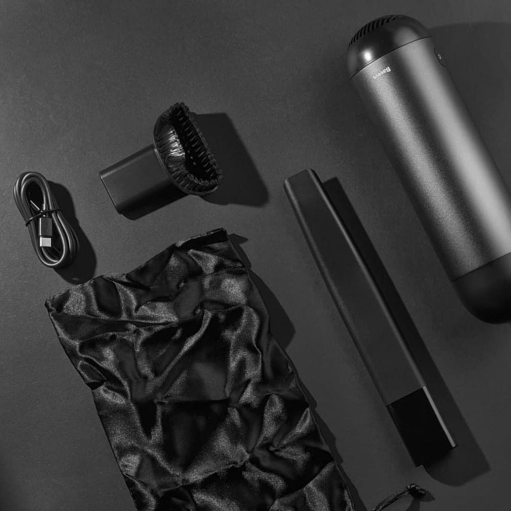 Портативный Пылесос Baseus Capsule Cordless Vacuum Cleaner - фото 4