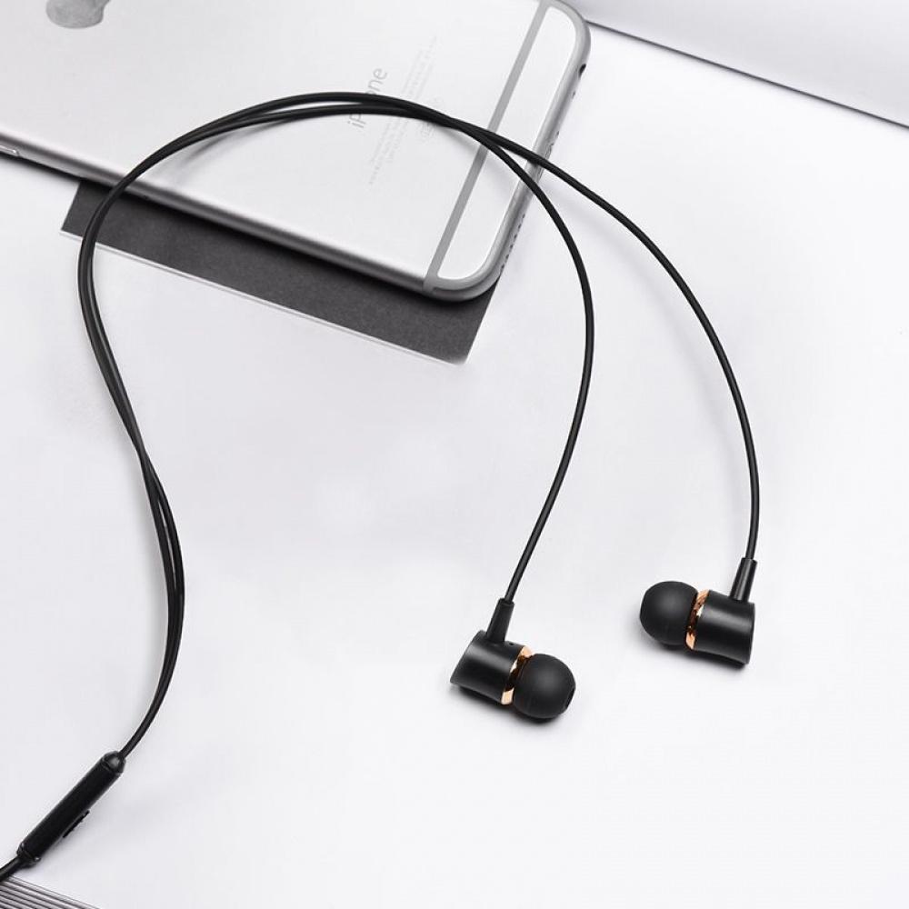 Наушники Hoco M37 Pleasant Sound With Microphone - фото 4