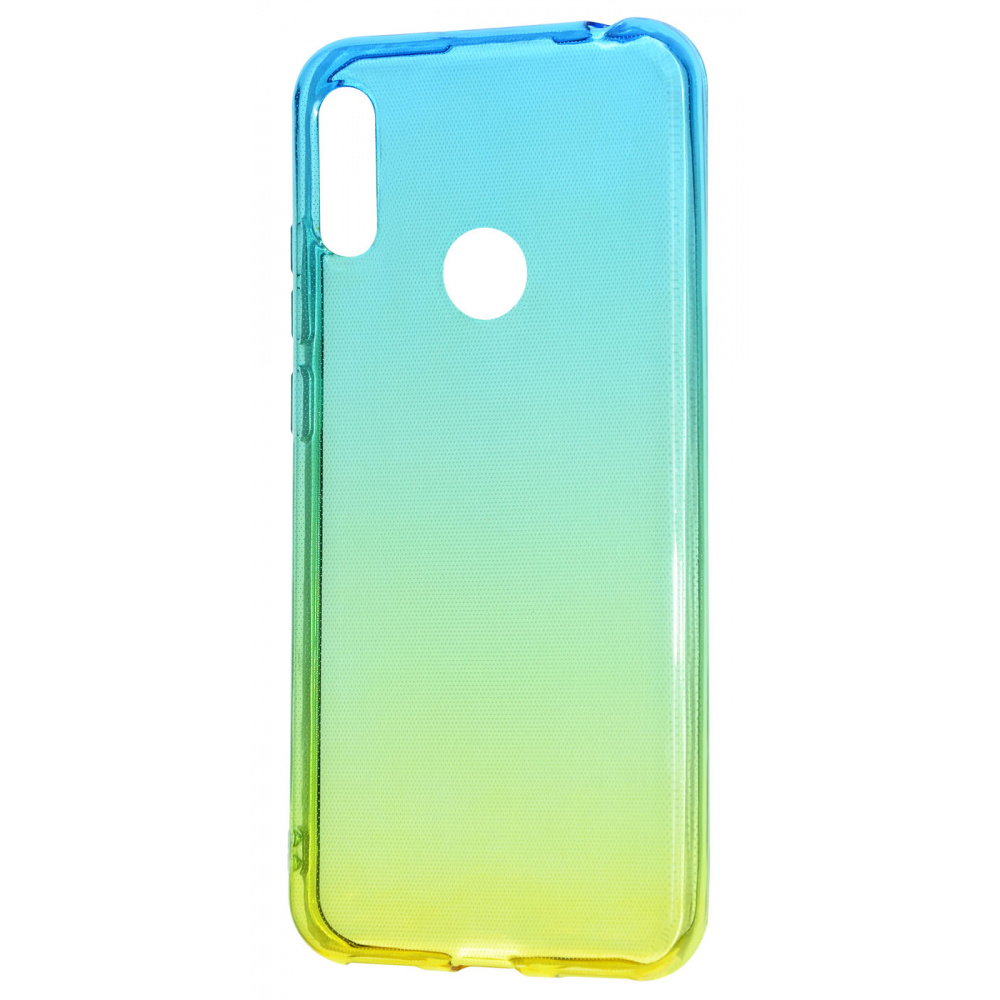Силикон 0.5 mm Gradient Design Huawei Y6s/Y6 2019/Honor 8A - фото 10