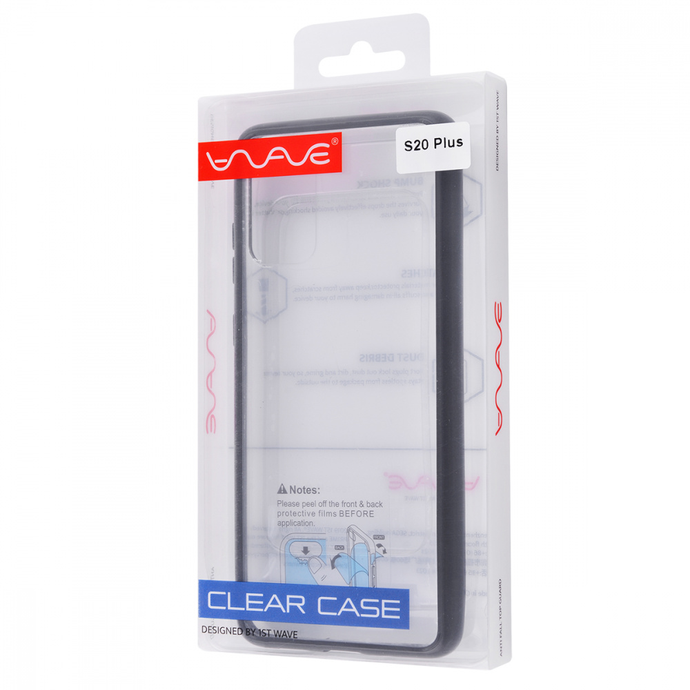 WAVE Clear Case (PC+TPU) Samsung Galaxy S20 Plus (G985) - фото 1