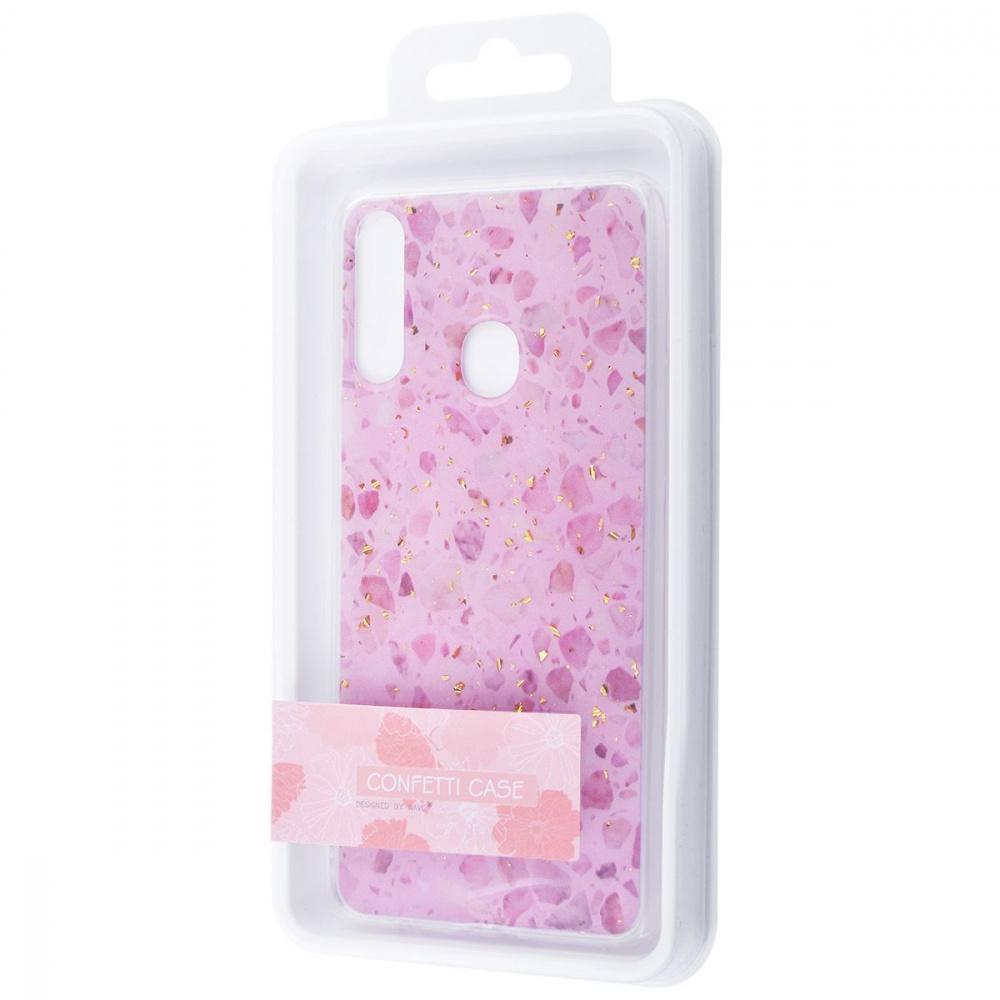 WAVE Confetti Case (TPU) Samsung Galaxy A20s (A207F) - фото 1