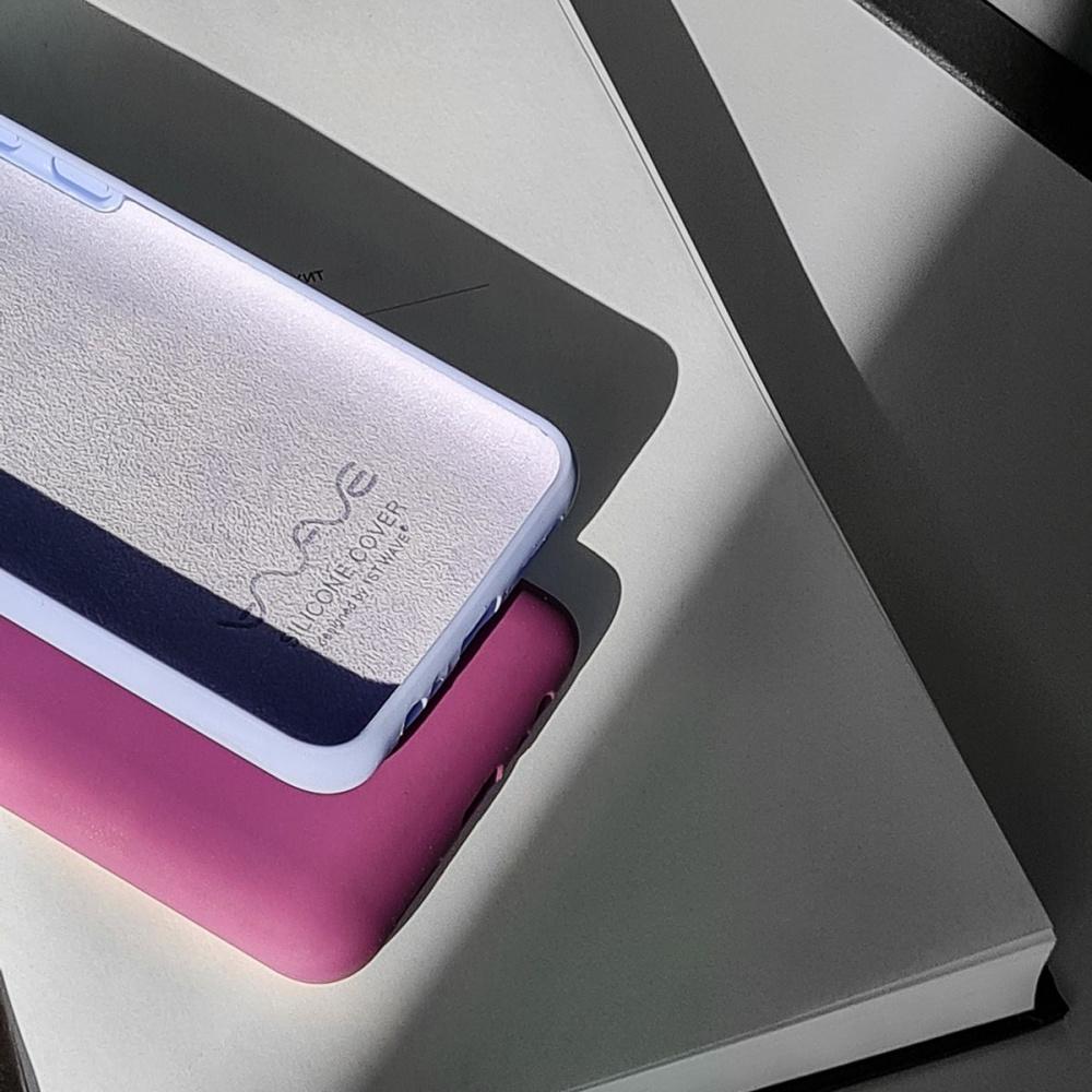 WAVE Full Silicone Cover Huawei P30 Lite/Nova 4e - фото 4