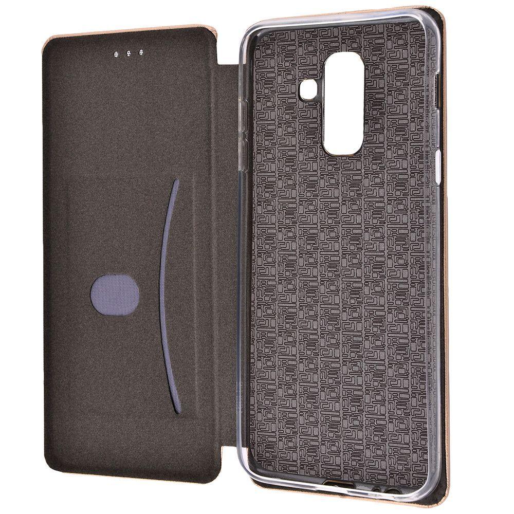 Flip Magnetic Case Samsung Galaxy A6 Plus 2018 (A605F) - фото 2