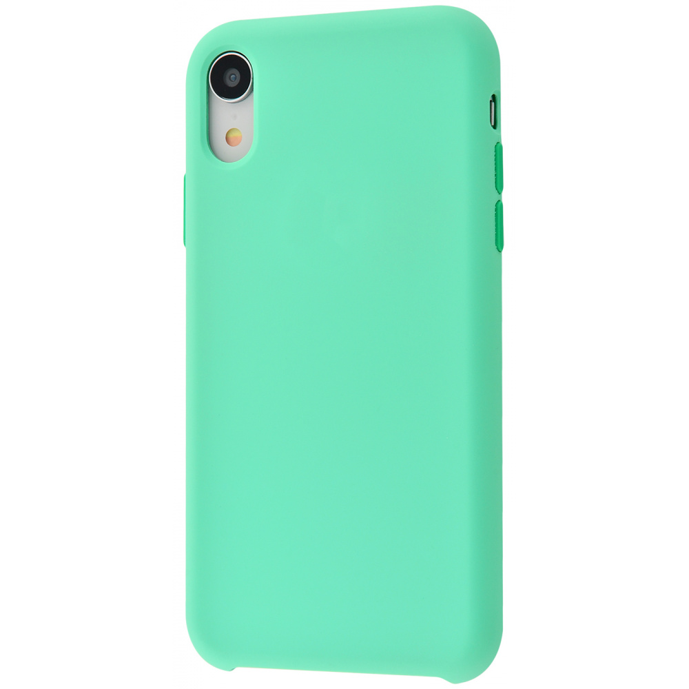 Silicone Case Without Logo iPhone Xr