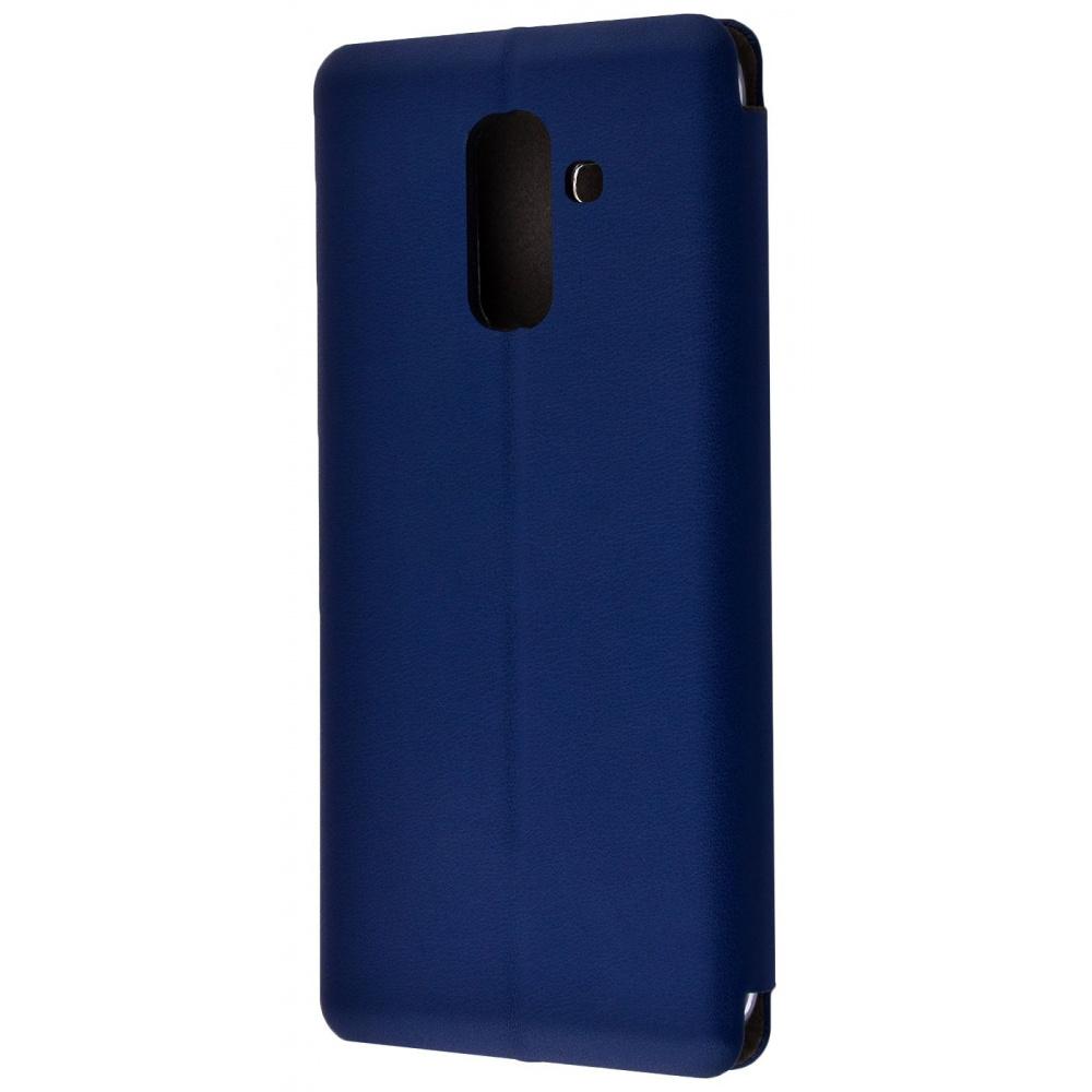 Flip Magnetic Case Samsung Galaxy A6 Plus 2018 (A605F)