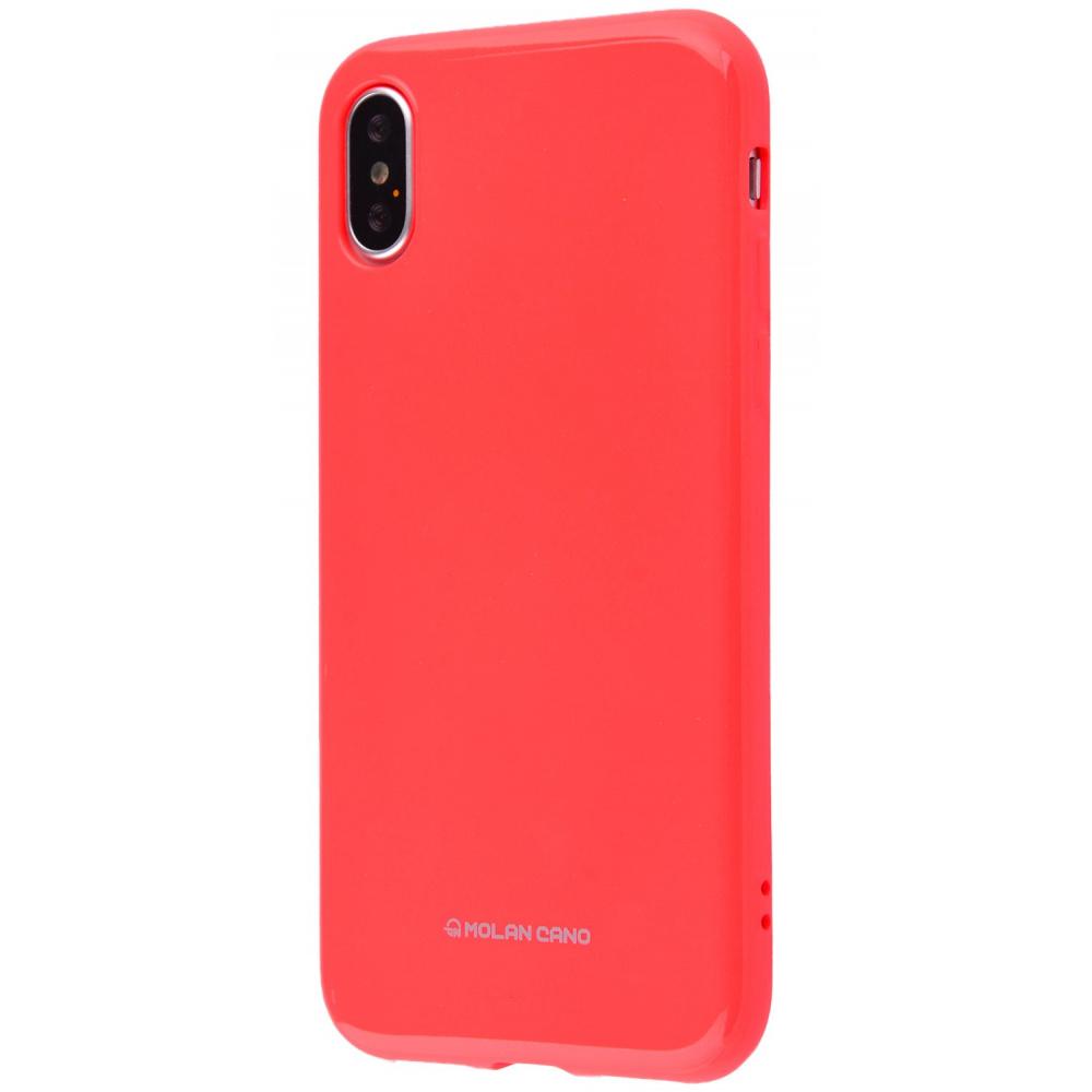 Molan Cano Glossy Jelly Case iPhone Xs Max - фото 3