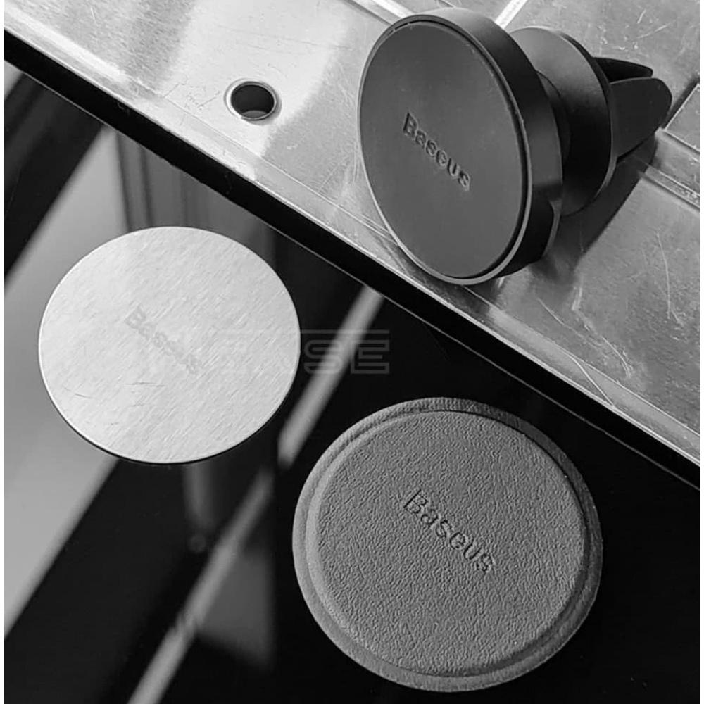 Автодержатель Baseus Small Ears Series Magnetic Suction Bracket Air Outlet Type - фото 4