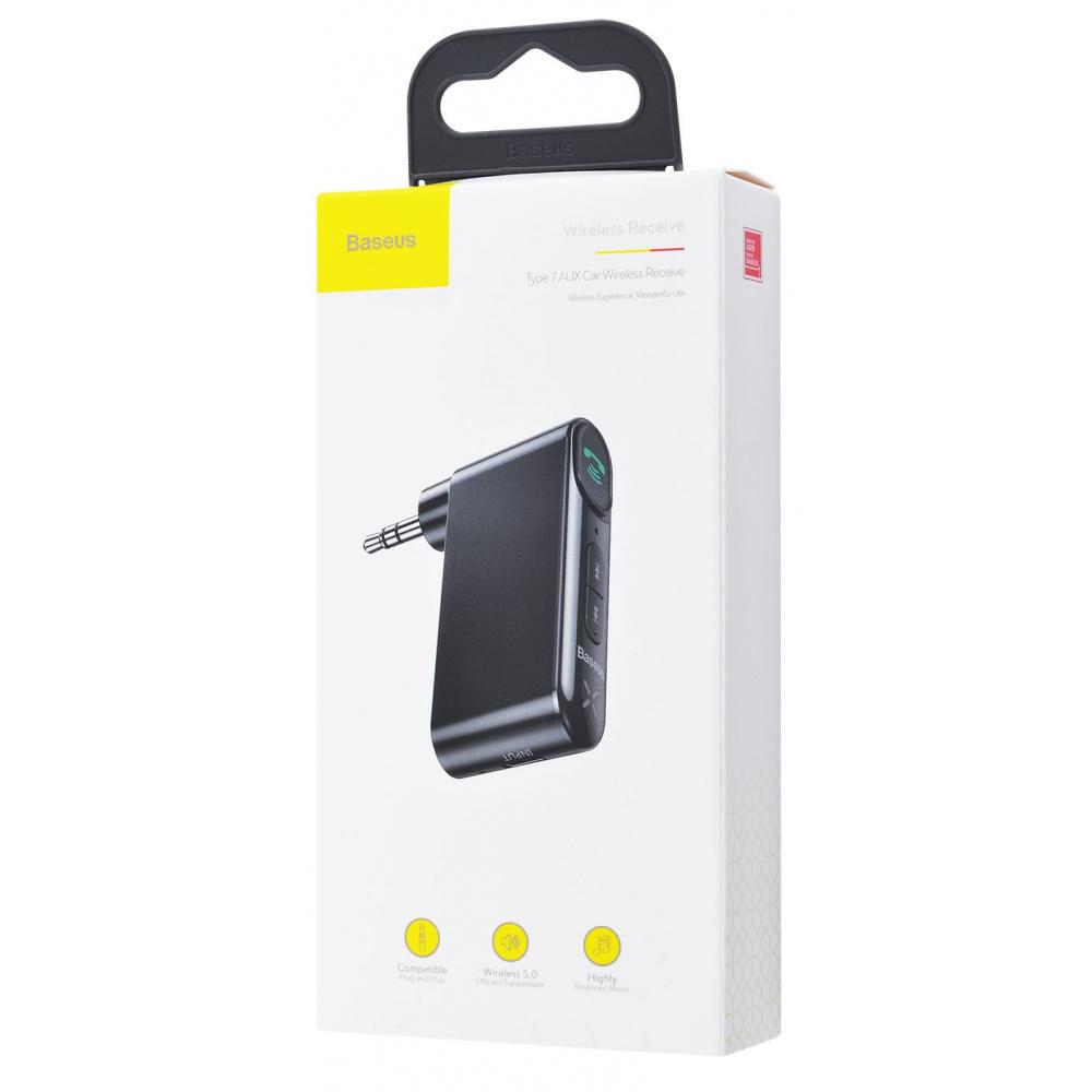 Адаптер AUX Baseus Qiyin Car Bluetooth Receiver - фото 1