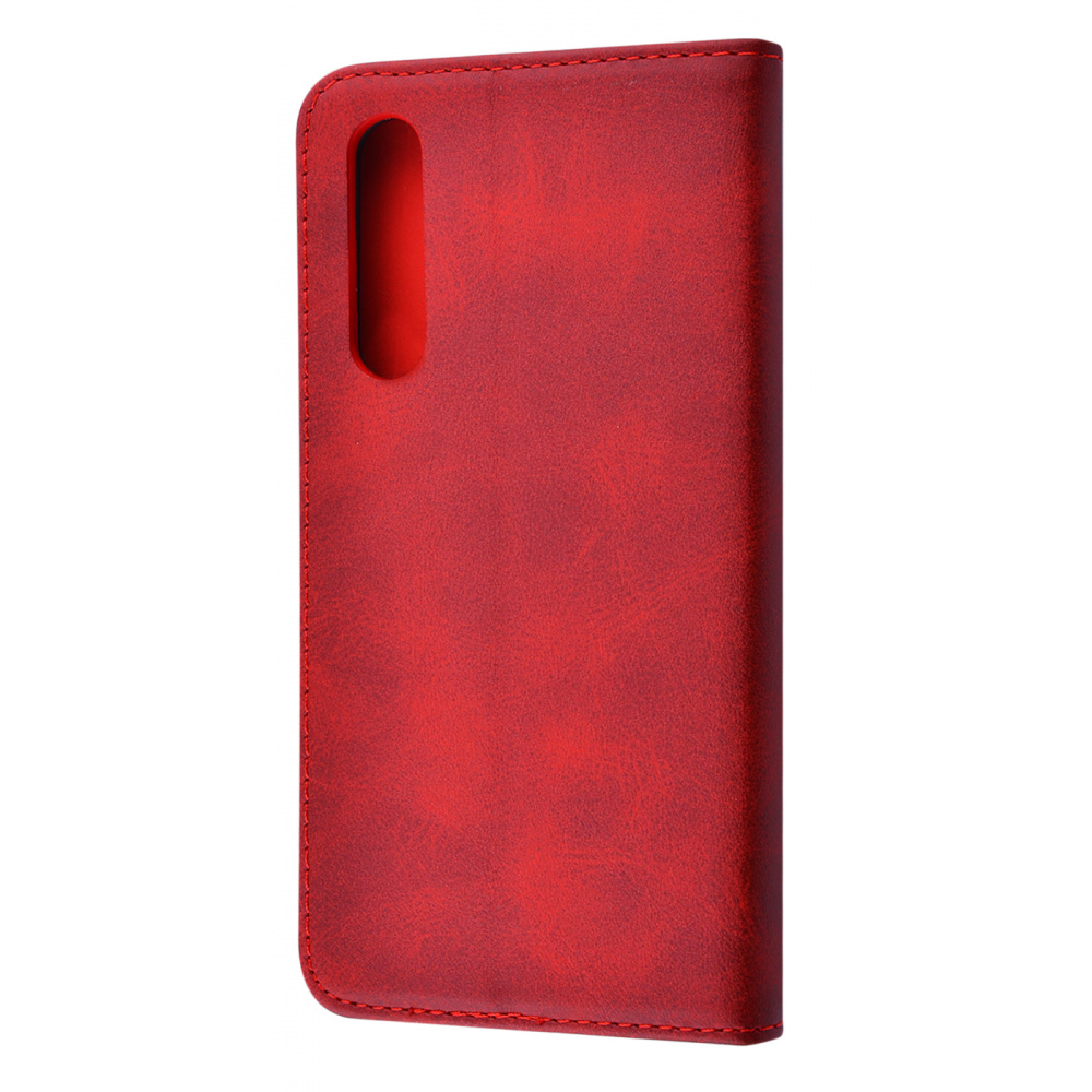 Книжка Black TPU Magnet Xiaomi Mi9 SE - фото 5
