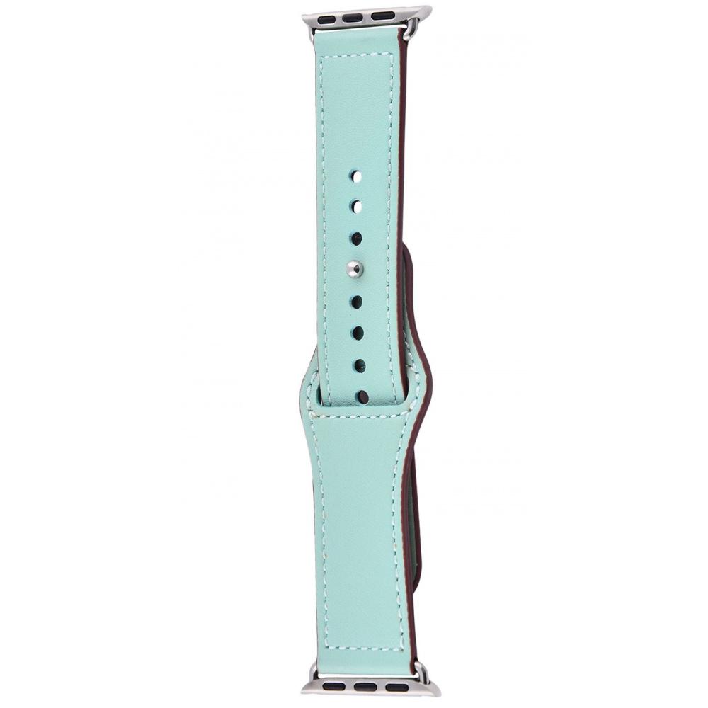 Ремешок Apple Watch Colourful Leather 38 mm/40 mm - фото 7