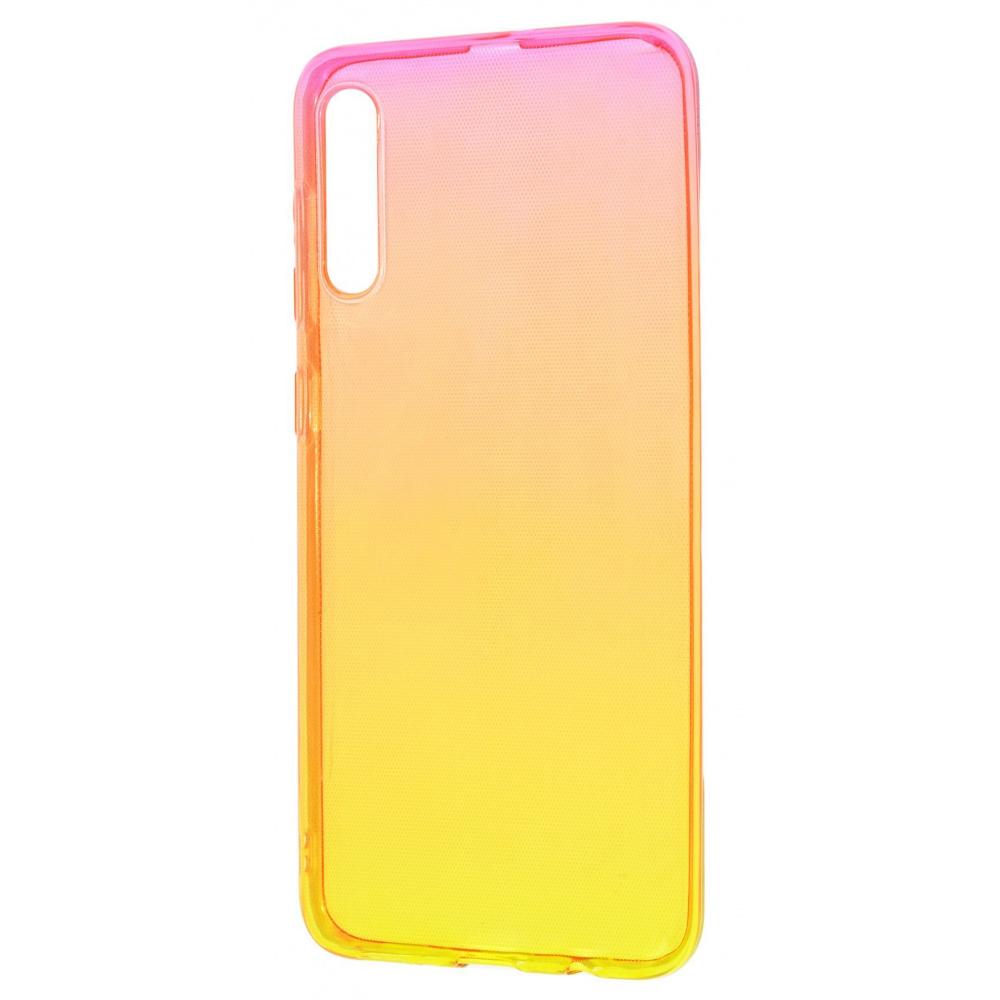 Силикон 0.5 mm Gradient Design Samsung Galaxy A30s/A50 (A307F/A505F)