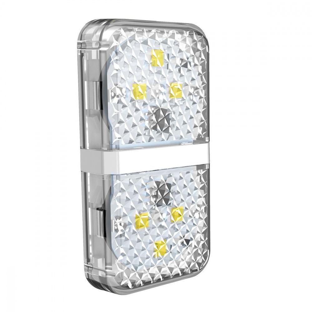 Дверная Автомобильная Лампа Baseus Warning Light (2pcs/pack) - фото 7