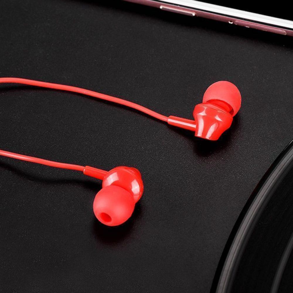 Наушники Hoco M14 Initial Sound Universal With Microphone - фото 2