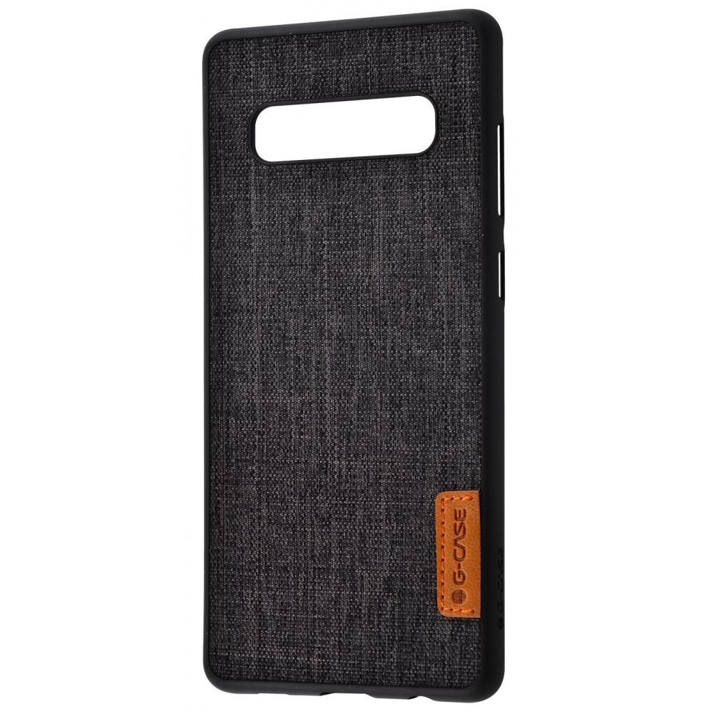G-Case Dark Series Canvas Case Samsung Galaxy S10 Plus (G975)