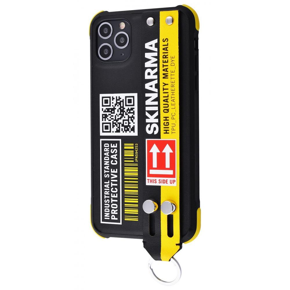SkinArma Case Hasso Series Yellow iPhone 11 Pro