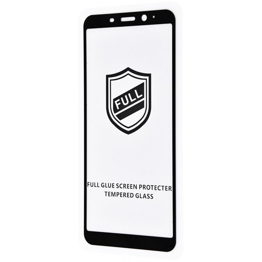 Защитное стекло Full Glue HQ Xiaomi Mi8 Lite/Mi8 Youth без упаковки