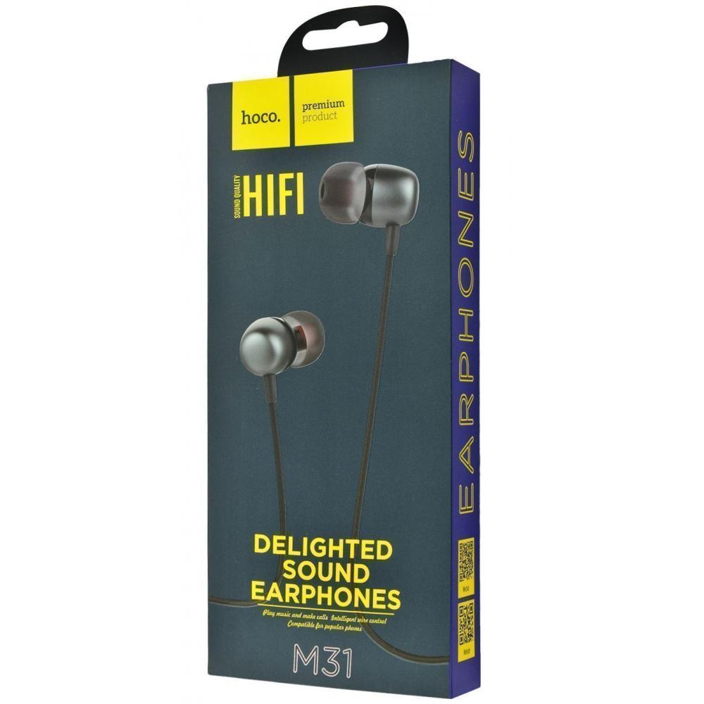 Наушники Hoco M31 Delighted Sound With Microphone - фото 1
