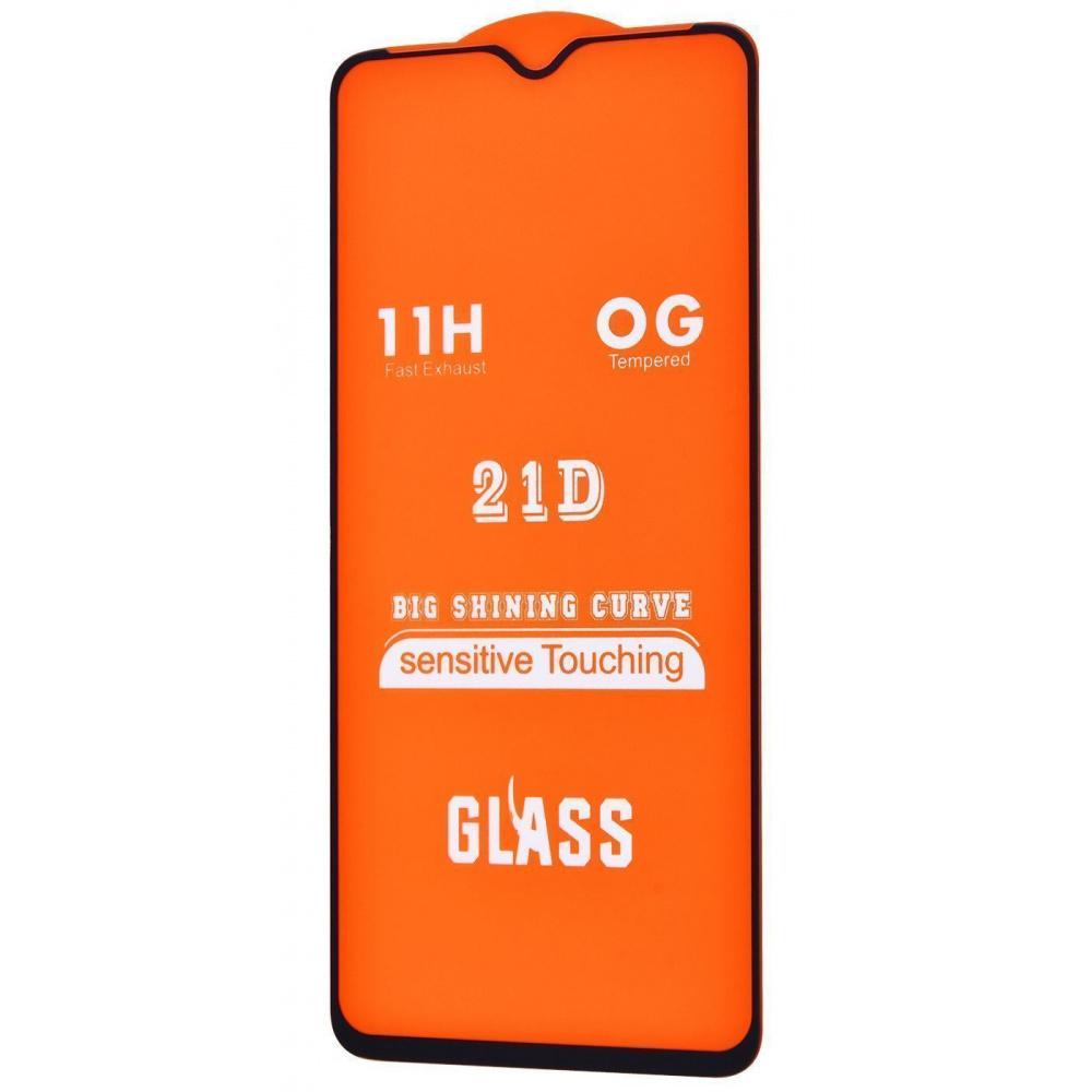 Защитное стекло colour Full Glue Samsung Galaxy A71/Note 10 Lite (A715/N770F) без упаковки