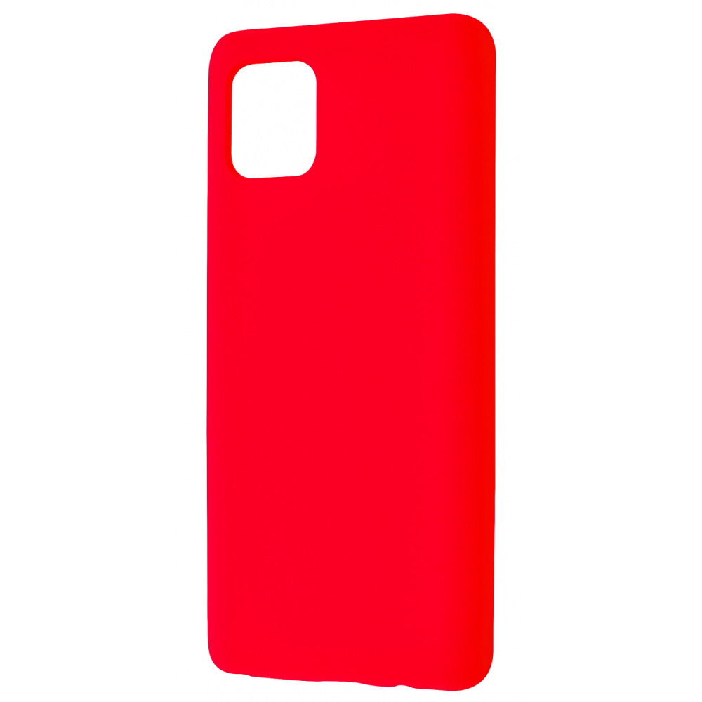 WAVE Full Silicone Cover Samsung Galaxy Note 10 Lite (N770F) - фото 9