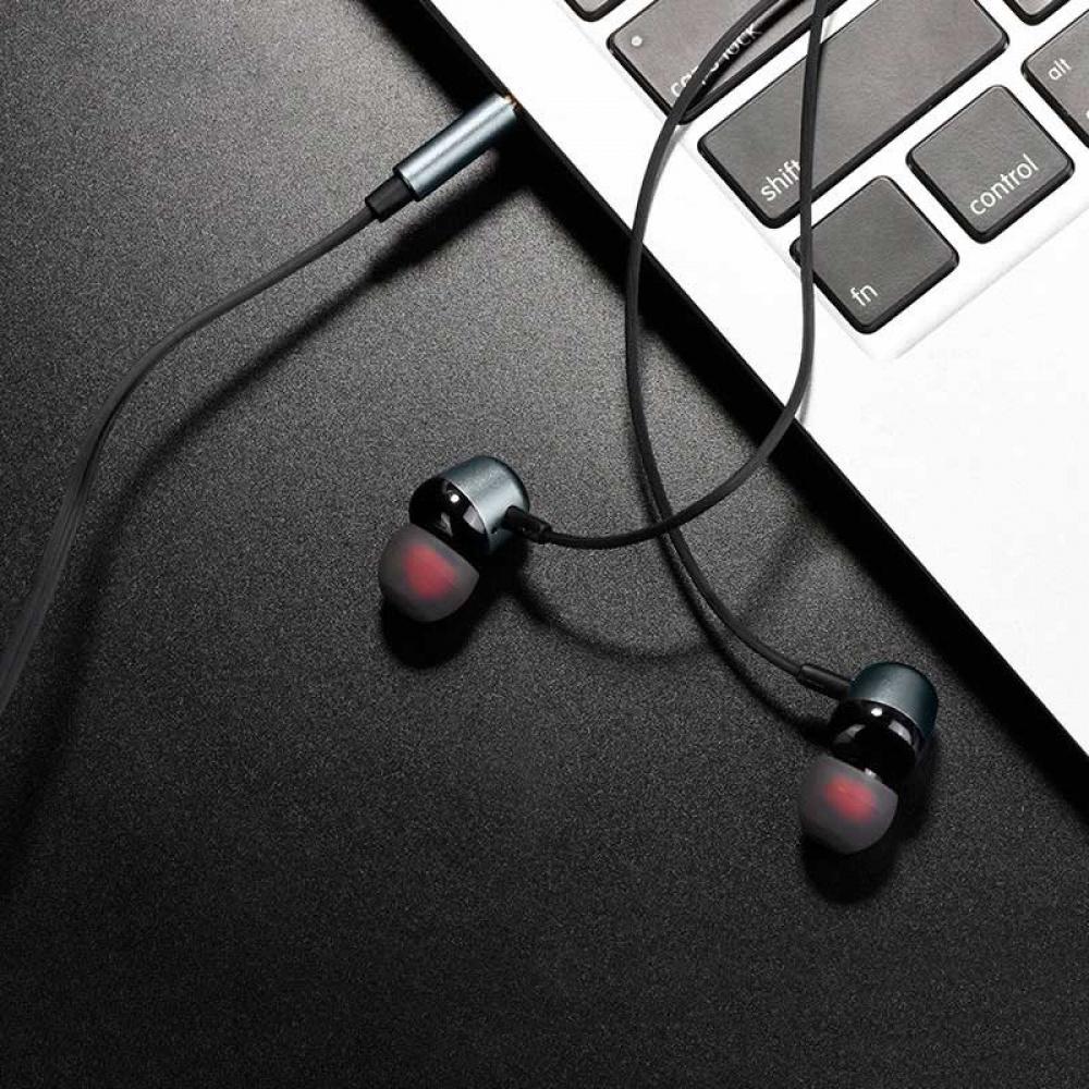 Наушники Hoco M31 Delighted Sound With Microphone - фото 2