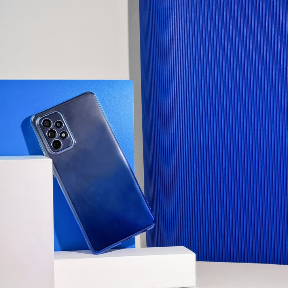 Силикон 0.5 mm Gradient Design Samsung Galaxy A01 (A015F) - фото 1